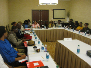 AIDS Coalition of Alabama Workshop 2014